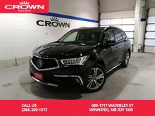 2017_Acura_MDX_SH-AWD 4dr Elite Pkg / Clean Carproof / One Owner / Local / Lease Return / Immaculate Condition_ Winnipeg MB