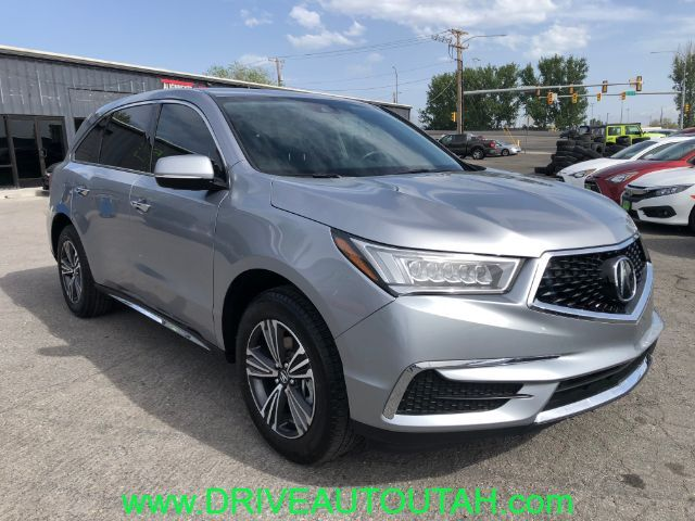 2017 Acura MDX SH-AWD 9-Spd AT Pleasant Grove UT