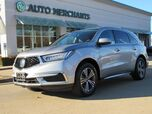 2017 Acura MDX SH-AWD 9-Spd AT*BACKUP CAM,LANE KEEPING ASSIST,SUNROOF,3RD ROW SEAT,HEATED FRONT SEATS!!
