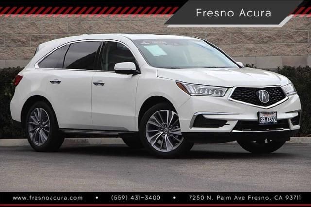 2017_Acura_MDX_SH-AWD w/Technology Pkg_ Bay Area CA