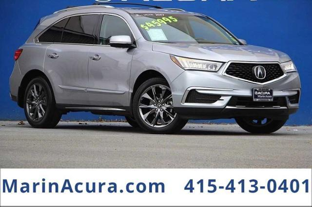 2017_Acura_MDX_SH-AWD with Technology Package_ Bay Area CA