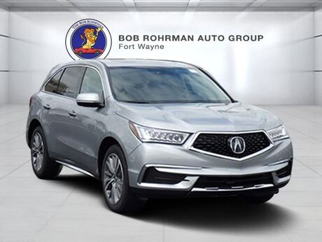 2017 Acura MDX SH-AWD with Technology Package Fort Wayne IN