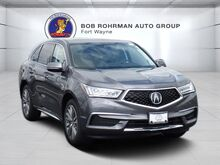 2017_Acura_MDX_SH-AWD with Technology Package_ Fort Wayne IN
