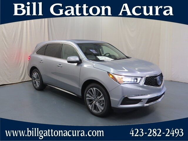 2017 Acura MDX SH-AWD with Technology Package Johnson City TN