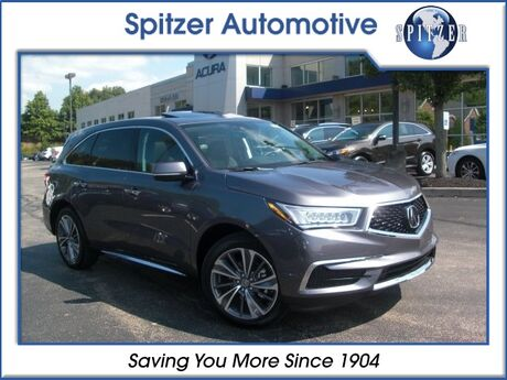 2017_Acura_MDX_SH-AWD with Technology Package_