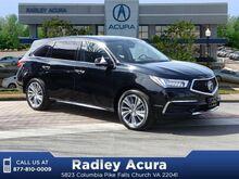 2017_Acura_MDX_SH-AWD with Technology and Entertainment Packages_ Falls Church VA
