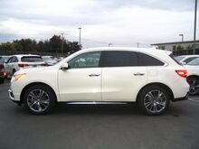 2017 Acura MDX SH-AWD with Technology and Entertainment Packages Modesto CA