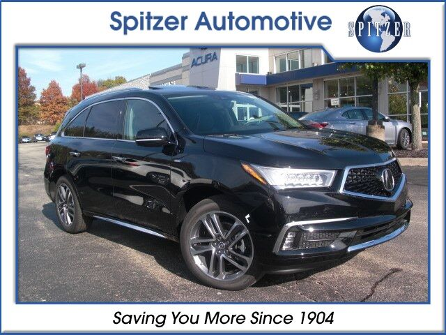 2017 Acura MDX Sport Hybrid SH-AWD with Advance Package McMurray PA