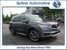 2017_Acura_MDX Sport Hybrid_Sport Hybrid SH-AWD with Advance Package_ McMurray PA