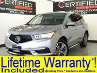 Acura MDX TECHNOLOGY PKG BLIND SPOT MONITOR LANE ASSIST FRONT COLLISION ALERT 2017