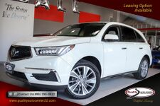 2017 Acura MDX Technology Package Navigation Sunroof 1 Owner