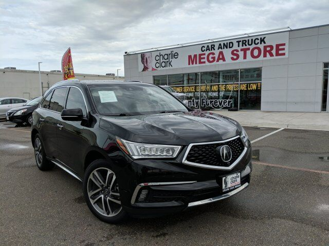 2017 Acura MDX w/Advance/Entertainment Pkg Harlingen TX