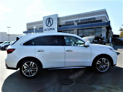 2017_Acura_MDX_w/Advance/Entertainment Pkg_ Modesto CA