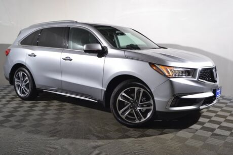 2017 Acura MDX w/Advance/Entertainment Pkg Seattle WA