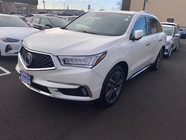 2017 Acura MDX w/Advance Pkg Fairfield CT