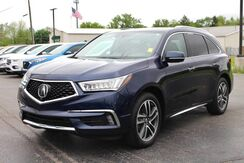 2017_Acura_MDX_w/Advance Pkg_ Fort Wayne Auburn and Kendallville IN