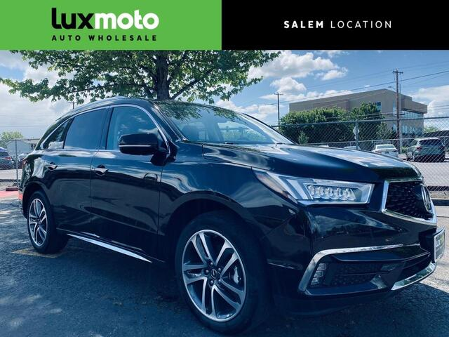 2017 Acura MDX w/Advance Pkg Portland OR