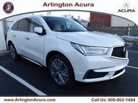 Acura MDX w/Technology/Entertainment Pkg 2017