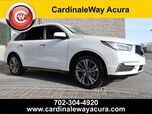 2017 Acura MDX w/Technology Package