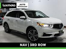 2017_Acura_MDX_w/Technology Pkg AWD 3rd Row Back-Up Cam Nav_ Portland OR
