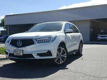 2017_Acura_MDX_w/Technology Pkg_ Albuquerque NM