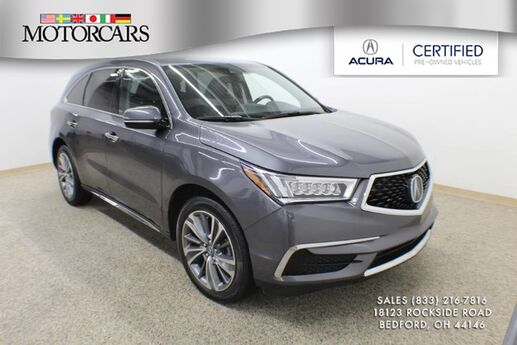 2017 Acura MDX w/Technology Pkg Bedford OH