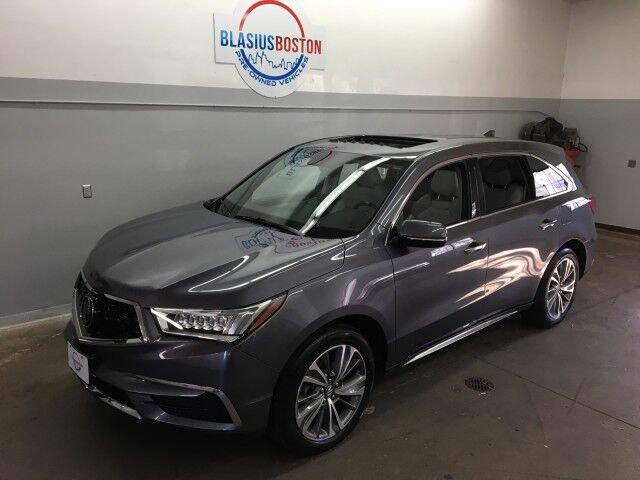 2017 Acura MDX w/Technology Pkg Holliston MA