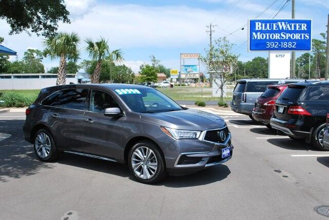 2017 Acura MDX w/Technology Pkg Wilmington NC