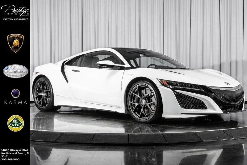 2017_Acura_NSX__ North Miami Beach FL