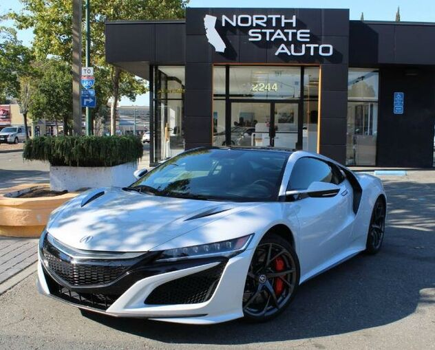 2017_Acura_NSX__ Walnut Creek CA