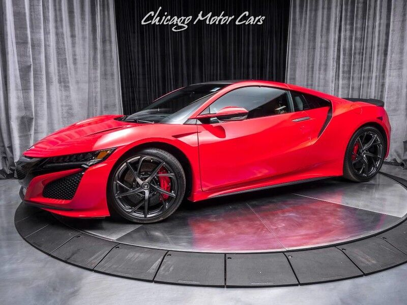 2017_Acura_NSX_Coupe **MSRP $200,500 ONLY 3K MILES**_ Chicago IL