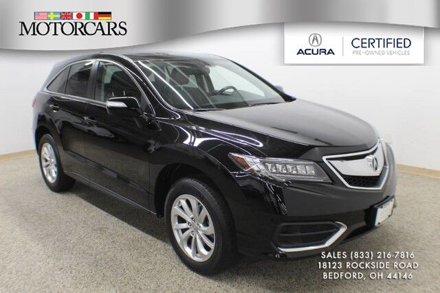 2017 Acura RDX  Bedford OH
