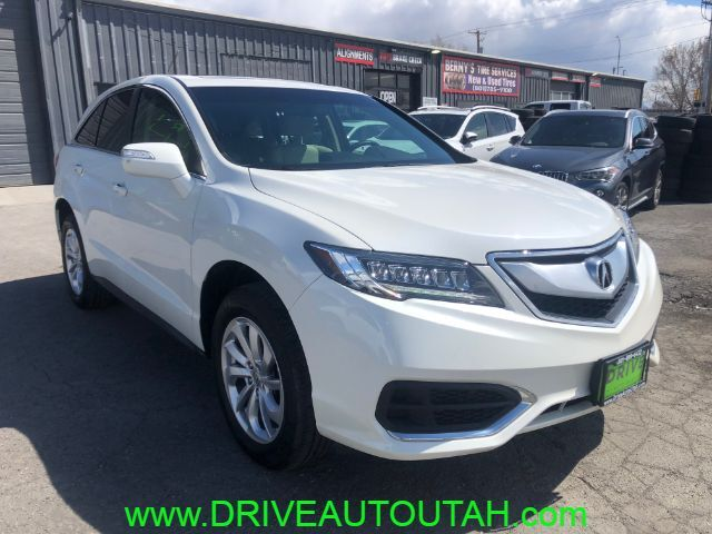 2017 Acura RDX 6-Spd AT AWD Pleasant Grove UT