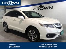 2017_Acura_RDX_AWD ELITE PKG - *No accidents/One owner/LOADED*_ Winnipeg MB