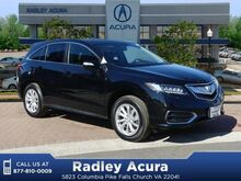 2017_Acura_RDX_AWD_ Falls Church VA