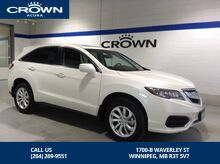 2017_Acura_RDX_AWD TECH PKG - *Local/One owner/LOW KM*_ Winnipeg MB