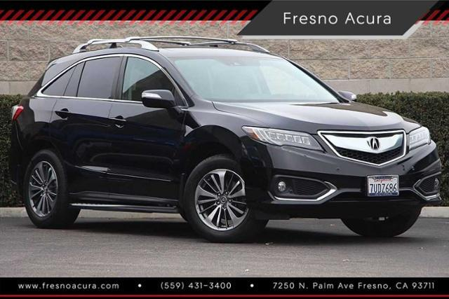 2017_Acura_RDX_AWD w/Advance Pkg_ Bay Area CA