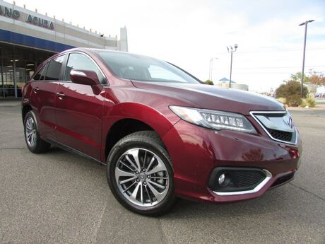2017 Acura RDX AWD with Advance Package Albuquerque NM
