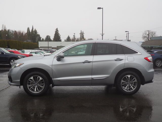 2017 Acura RDX AWD with Advance Package Salem OR