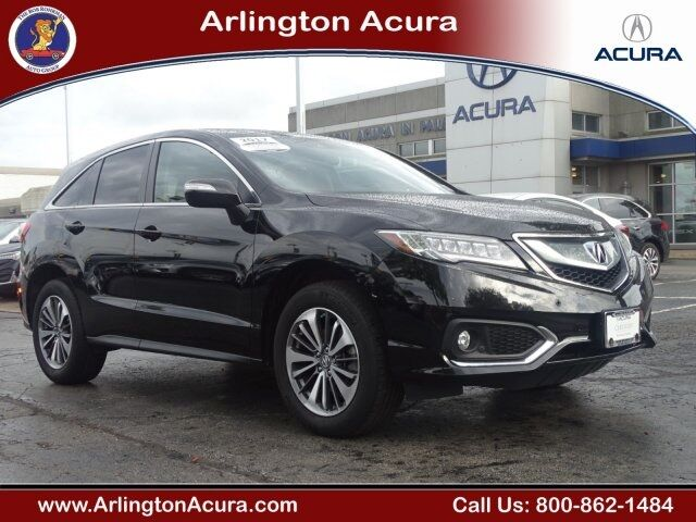 2017 Acura RDX Advance Package Oshkosh WI