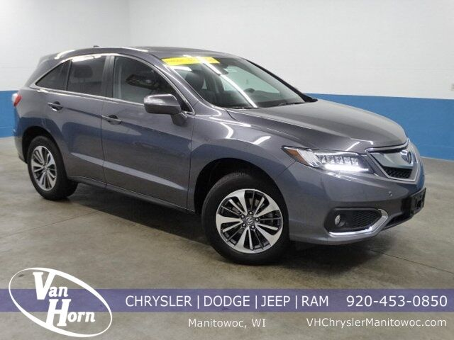 2017 Acura RDX Advance Package Plymouth WI