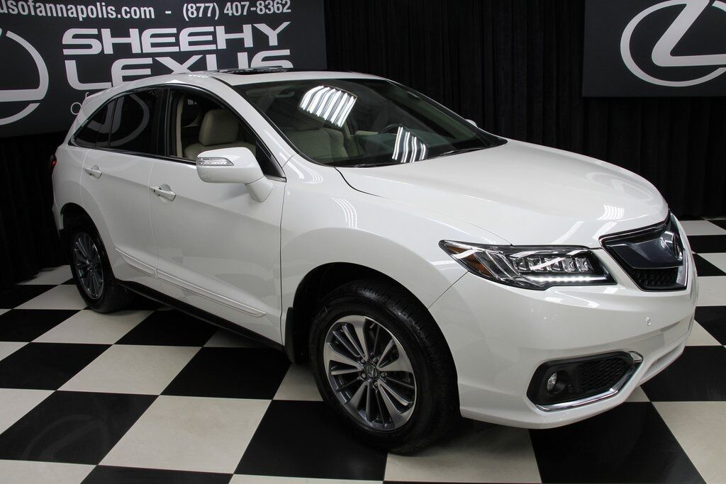 2017 Acura RDX Advance Package Annapolis MD