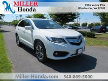 2017_Acura_RDX_Advance Package_ Winchester VA