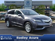 2017_Acura_RDX_Base SH-AWD_ Falls Church VA