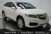 Acura RDX CAM,SUNROOF,HTD STS,KEY-GO,18IN WHLS 2017