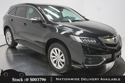 2017_Acura_RDX_CAM,SUNROOF,HTD STS,KEY-GO,18IN WHLS_ Plano TX