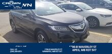 2017_Acura_RDX_Elite SH-AWD **Includes No Charge Extended Warranty** Heated and Cooled Leather Seats**_ Winnipeg MB