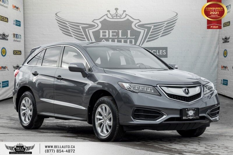 2017 Acura RDX Tech Pkg, NO ACCIDENTS, AWD, NAVI, REAR CAM, COLLISION PREV, B.SPOT. Toronto ON