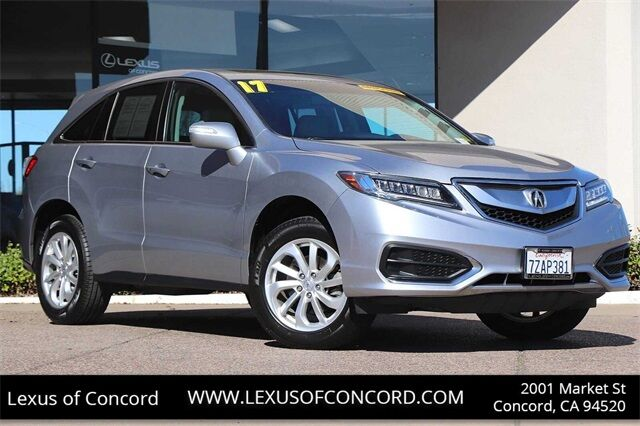 2017 Acura RDX Technology Package Concord CA
