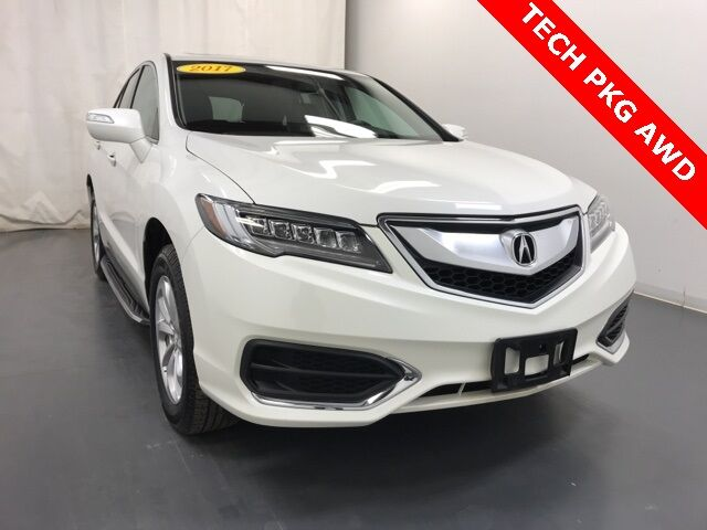 2017 Acura RDX Technology Package Holland MI
